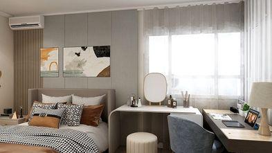 90平米三欧式风格卧室图