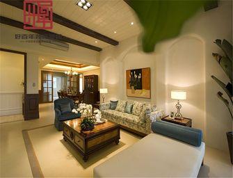 豪华型140平米四室三厅地中海风格客厅欣赏图
