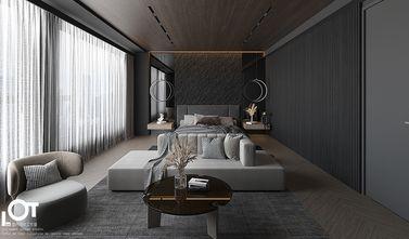 140平米四室三厅混搭风格卧室装修图片大全
