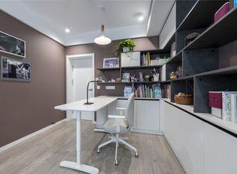 80平米三宜家风格书房装修案例