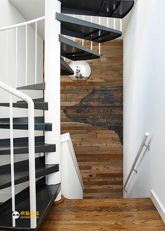 3万以下30平米以下超小户型混搭风格楼梯装修效果图