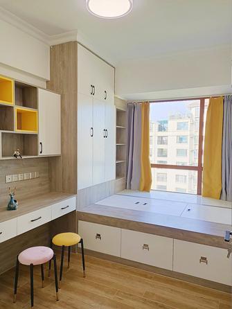 110平米三室两厅现代简约风格书房装修效果图