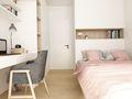 60平米一室一厅日式风格卧室图片