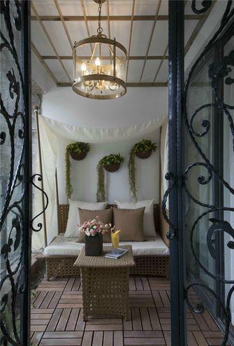 100平米三室一厅美式风格其他区域设计图