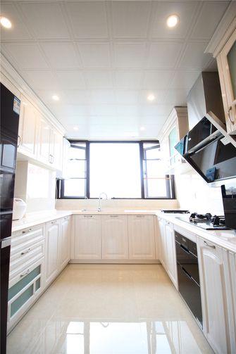 富裕型120平米三室两厅欧式风格厨房图片