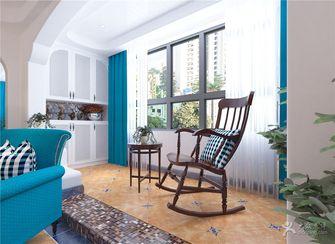 140平米四室四厅地中海风格阳台图片