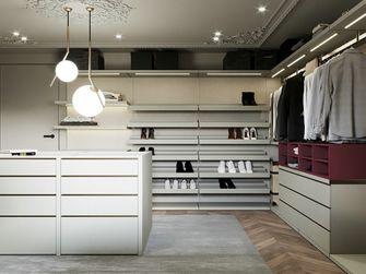 140平米别墅欧式风格衣帽间设计图