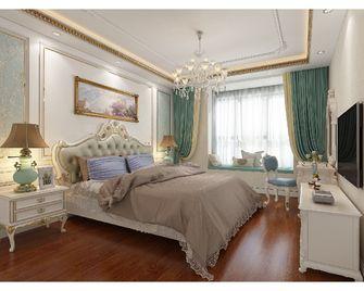 120平米三欧式风格卧室效果图