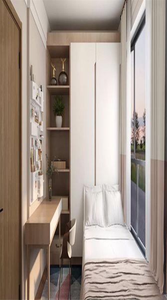 110平米三室一厅混搭风格走廊图片大全