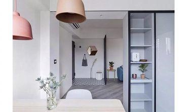 70平米一室两厅欧式风格餐厅设计图