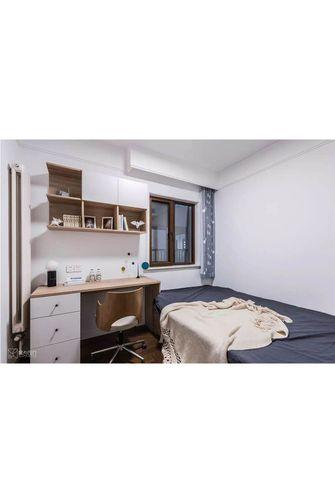 60平米现代简约风格儿童房欣赏图