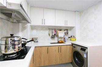 90平米现代简约风格厨房橱柜欣赏图