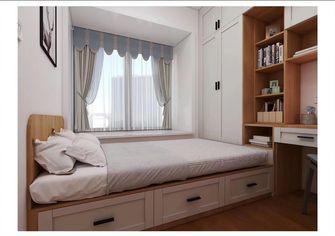 90平米三室一厅宜家风格儿童房图片大全