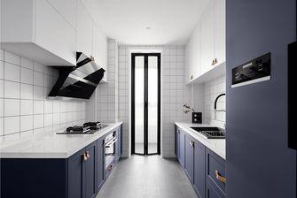 5-10万90平米日式风格厨房欣赏图
