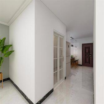 60平米公寓北欧风格走廊设计图