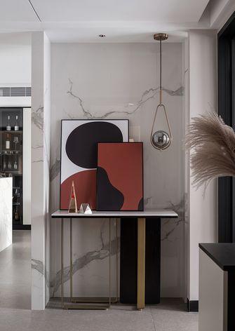 140平米四室一厅现代简约风格玄关设计图