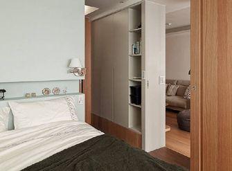 70平米三日式风格卧室欣赏图