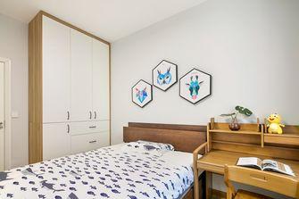100平米四室四厅北欧风格儿童房图