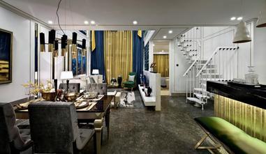 140平米三室三厅中式风格客厅图片大全