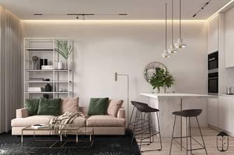 经济型80平米三室两厅现代简约风格其他区域欣赏图