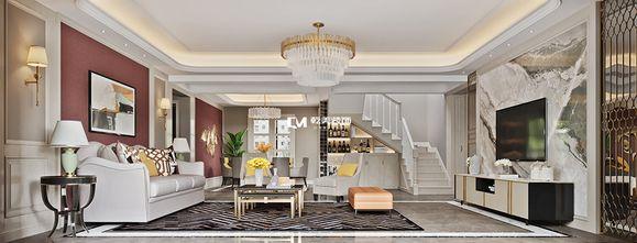 140平米别墅混搭风格走廊装修图片大全