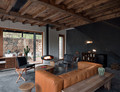 140平米别墅田园风格客厅设计图