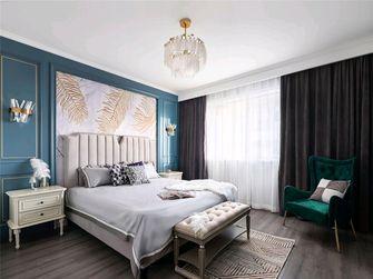 90平米四室两厅田园风格卧室效果图