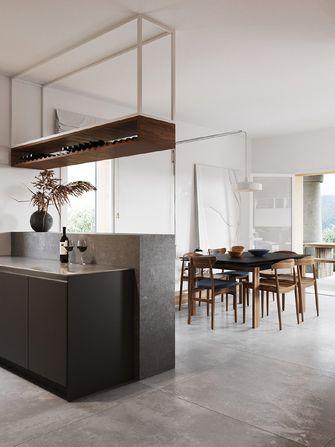 110平米复式混搭风格餐厅装修案例