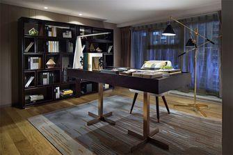 90平米三现代简约风格书房效果图