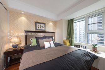 130平米复式美式风格卧室欣赏图
