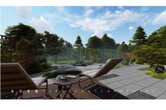 140平米三室一厅日式风格阁楼效果图