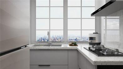50平米现代简约风格厨房设计图