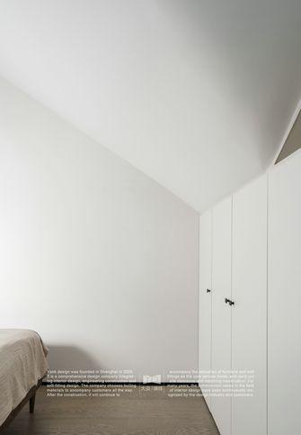 60平米现代简约风格阁楼装修案例