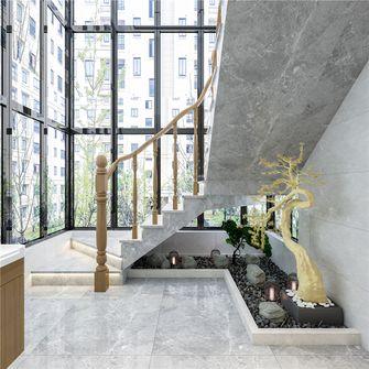 140平米复式中式风格阁楼装修效果图