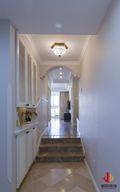50平米一室一厅田园风格走廊装修效果图