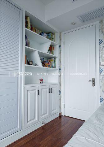 110平米三室两厅美式风格儿童房欣赏图