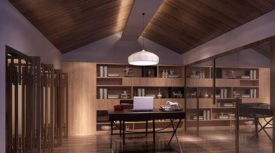 130平米四室四厅现代简约风格书房效果图