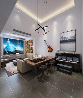 140平米别墅日式风格影音室装修图片大全
