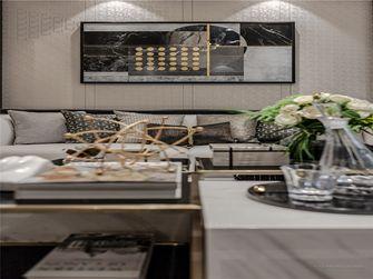110平米三室三厅法式风格卧室装修效果图