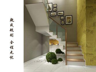 5-10万100平米三室两厅现代简约风格楼梯装修效果图