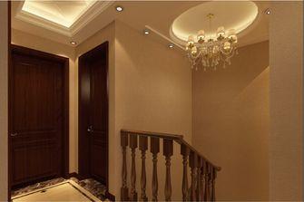 豪华型140平米复式混搭风格楼梯效果图