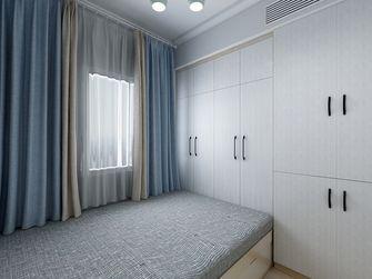 60平米三田园风格卧室效果图
