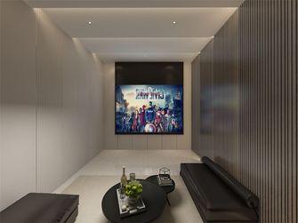 140平米四法式风格影音室设计图