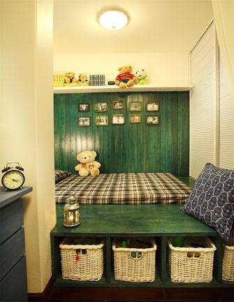 110平米三地中海风格卧室欣赏图