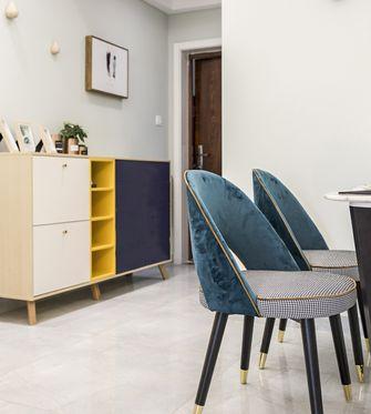 90平米三室一厅现代简约风格储藏室装修案例