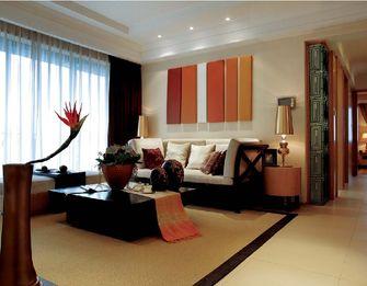 富裕型140平米四室一厅东南亚风格客厅图片大全