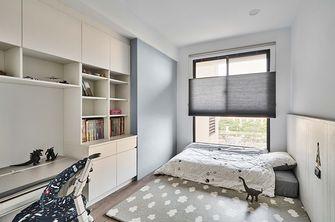 100平米三室一厅北欧风格阳光房效果图