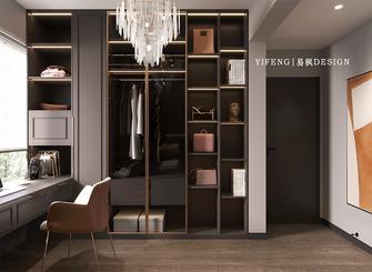 120平米四室两厅其他风格衣帽间设计图