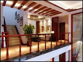 富裕型90平米中式风格楼梯欣赏图