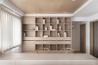 120平米日式风格书房装修效果图